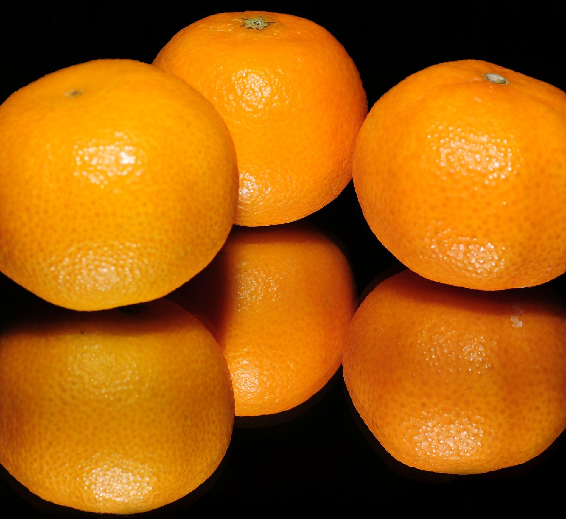 New Orange Bike Bicycle Cycle Bell MTB Road City Cute Horn Tangerine Mandarin