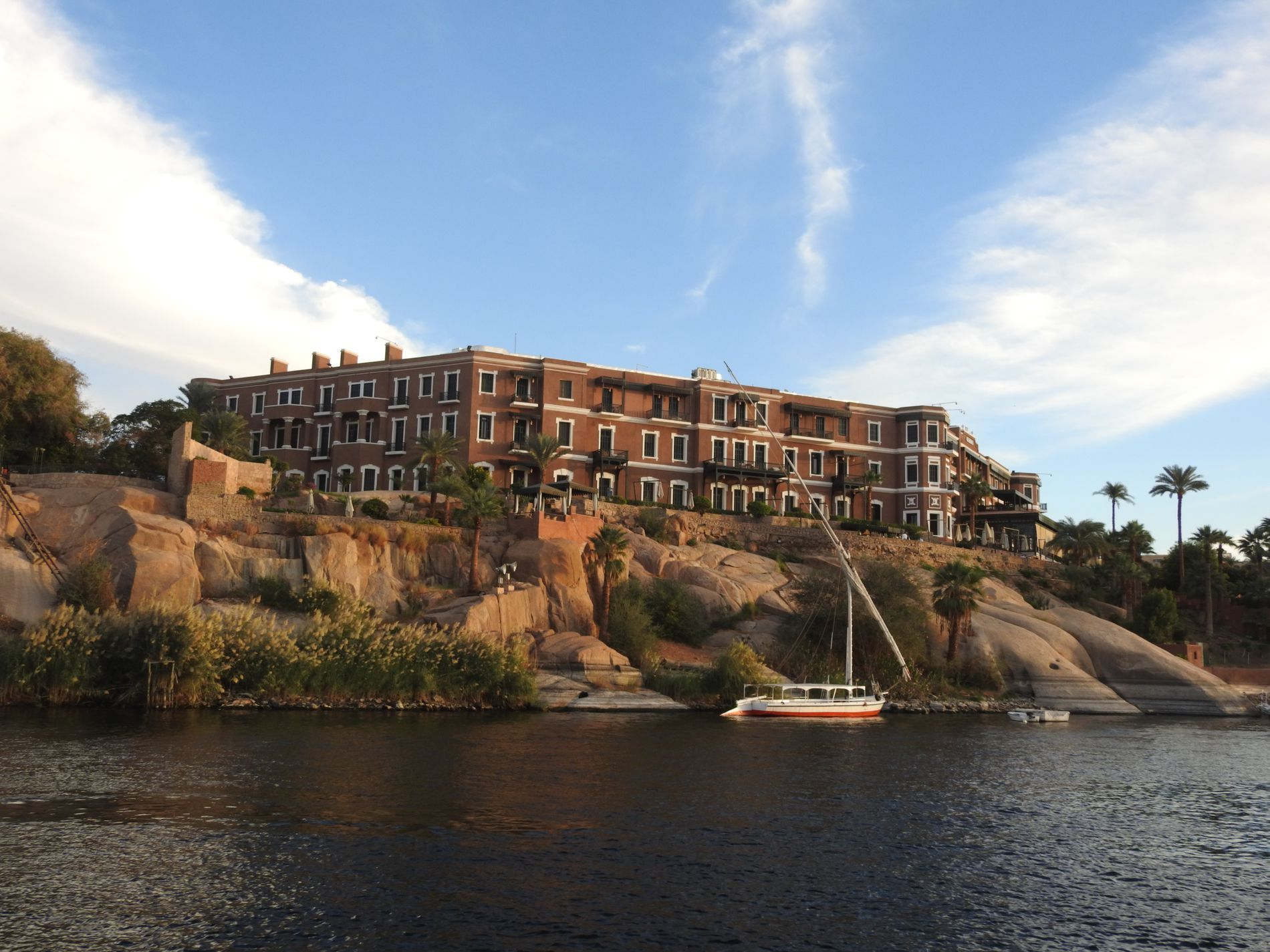 Hotel Sofitel Legend Old Cataract Aswan By Mohamed Abousena