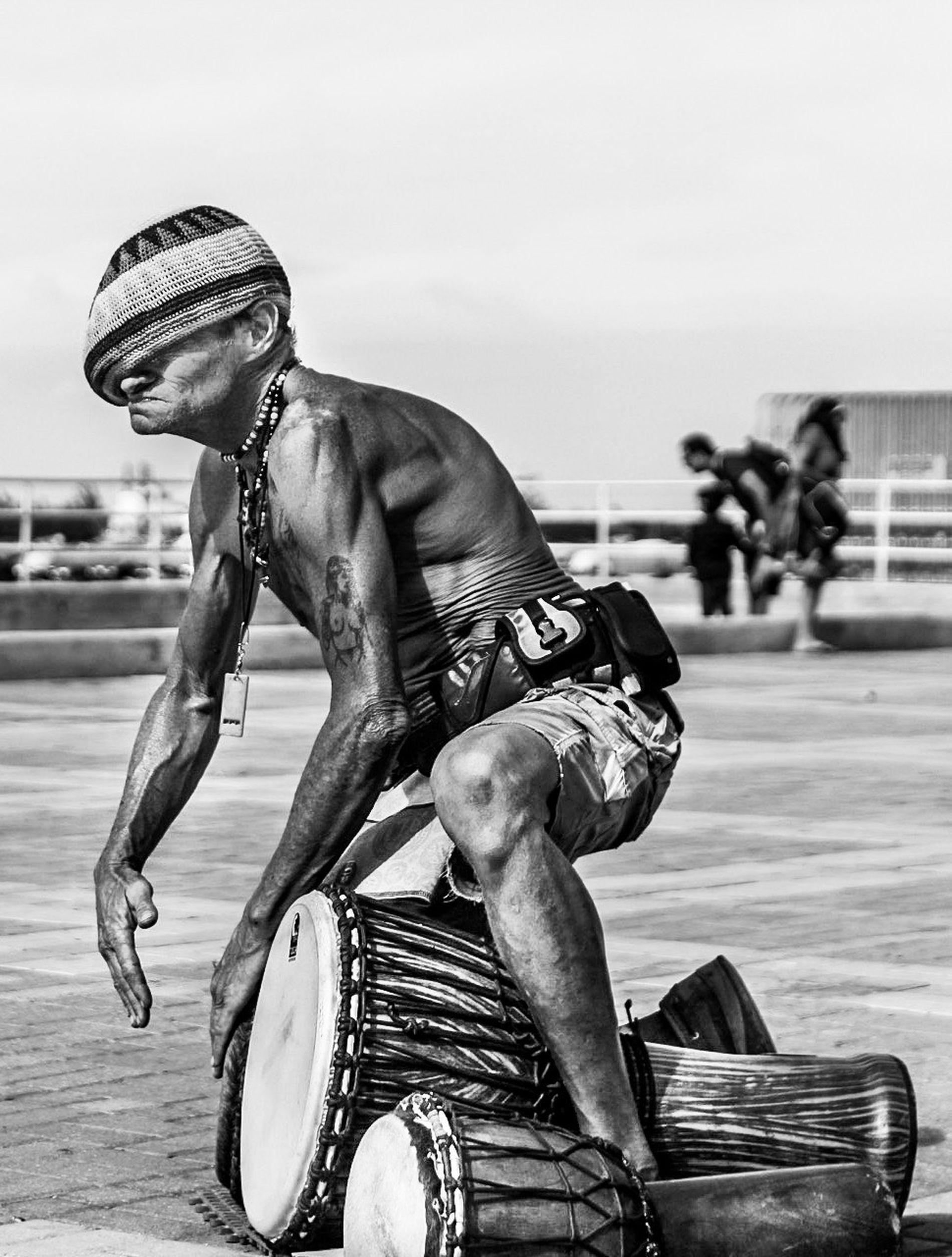FAJRO Azure Maze Texture Mens Regular Leg Boxer Brief Underwear
